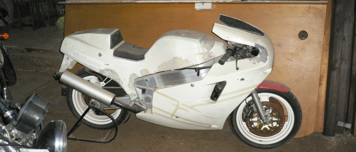 Bimota YB4ie for rental hire classic bike motorcycle touring holiday