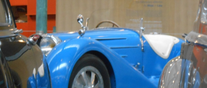 The French National Motor Museum Schlumpf 'Bugatti'