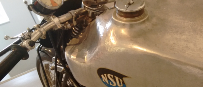 German 2 wheel museum Neckarsulm guided motorcycle touring holiday