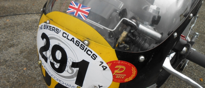 spa francorchamps bikers classics 2014 motorcycle touring