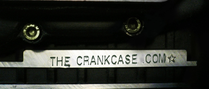 The crankcase bikers tea party classic superbike touring europe