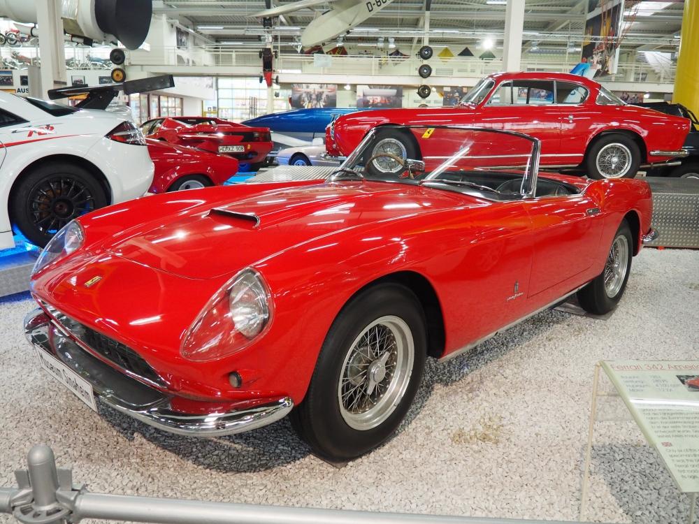 rare 1953 Ferrari 342 ...