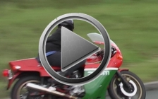Ducati Mike Hailwood Replica MHR rental hire motorcycle touring holiday - directors cut 1min 15sec.