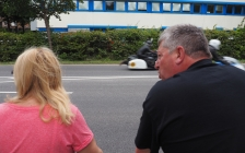 motorcycle tours Europe guests feedback testimonials and friends - Carl and Miranda