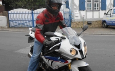 motorcycle tours Europe guests feedback testimonials and friends - Marcel