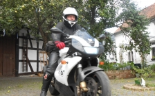 motorcycle tours Europe guests feedback testimonials and friends - Glen