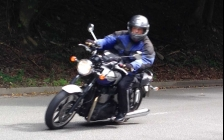 motorcycle tours Europe guests feedback testimonials and friends - Donovan