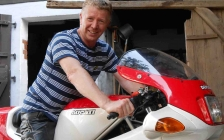 motorcycle tours Europe guests feedback testimonials and friends - Garry
