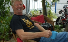motorcycle tours Europe guests feedback testimonials and friends - Garry (again)