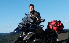 motorcycle tours Europe guests feedback testimonials and friends - Robert