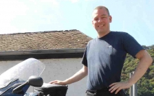 motorcycle tours Europe guests feedback testimonials and friends - Paul