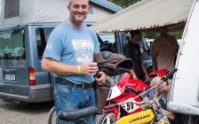 motorcycle tours Europe guests feedback testimonials and friends - Richard