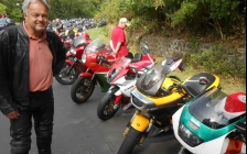 motorcycle tours Europe guests feedback testimonials and friends - Sam again