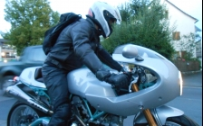 motorcycle tours Europe guests feedback testimonials and friends - Tom
