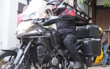 motorcycle tours Europe guests feedback testimonials and friends - Andrew
