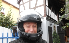 motorcycle tours Europe guests feedback testimonials and friends - Karin and Lutz