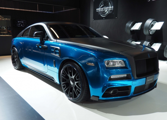 IAA International Automobile Austellung motor show Frankfurt Germany -