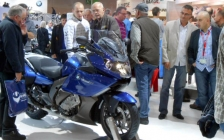 Intermot 2012 International motorcycle show Köln Cologne Germany -