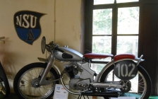 motorcycle museum germany Michelstadt guided classic bike touring -