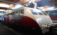 Mulhouse Cité du Train museum sister museum for trains -