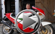 THE CRANKCASE. classic bike racing race races events bimota ducati hailwood replica - part 2: 1 min. 40 seconds.