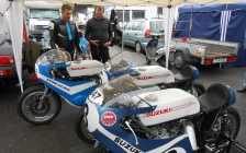 spa francorchamps bikers classics 2014 motorcycle touring -